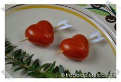 CUORI DI CUPIDO fragolaelettrica.com Le ricette di Ennio Zaccariello #Ricetta