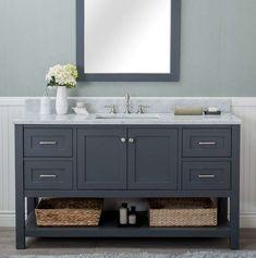 "Furlow 60"" Single Bathroom Vanity"