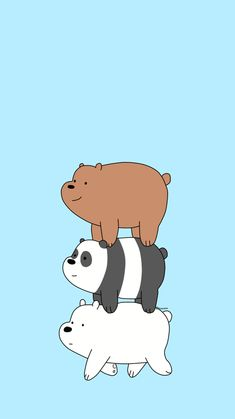 We Bear Bears Wallpaper Teilen: Naver . Cute Panda Wallpaper, Disney Phone Wallpaper, Cartoon Wallpaper Iphone, Bear Wallpaper, Cute Wallpaper Backgrounds, Pretty Wallpapers, Galaxy Wallpaper, Unique Wallpaper, Perfect Wallpaper