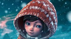 """Alongside its """"early 2015"""" PC, Mac and Xbox One debut, publisher Daedalic Entertainment has announced that lovely, snowbound adventure Silence: The Whispe"""