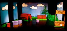 projected scenery in set design - Google Search