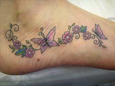More foot tattoos at www.foot-tattoo.com!