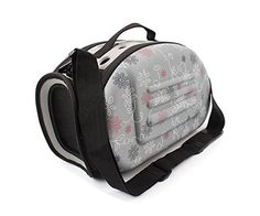 EVA Durable Lightweight Softsided Airline Approved Pet Carrier Grey *** You can find out more details at the link of the image.(This is an Amazon affiliate link)