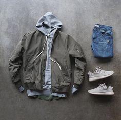 #killion #bomber #fog #hoodie #johnelliott #tshirt #zara #jeans #adidas #yeezyboost350