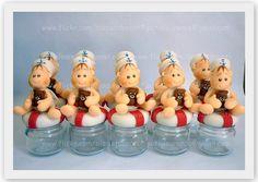 Marinheiros e ursinhos by Biscuit da Pati, via Flickr