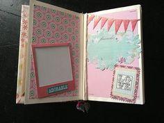 BEST FRIEND A-Z Friendship Scrapbook Photo Mini Album | scrapbook ...