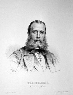 Massimiliano Asburgo Imperatore del Messico