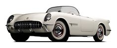 1953 Experimental Prototype EX122 GM Motorama Corvette - The World's Oldest Corvette.