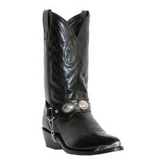 Cool Men's Traditional Cowboy Boot