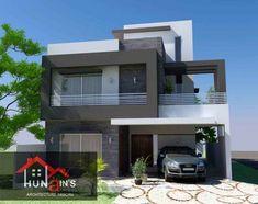 10 marla-contempoary house-design-architecture-3d front elevation (3)
