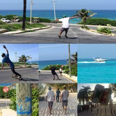 LLC in isla Mujeres spreading the stoke