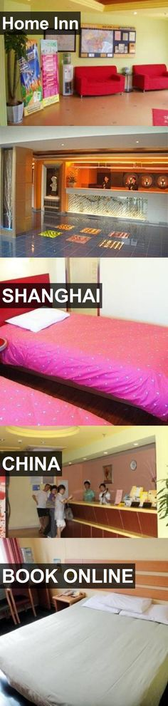 Hotel Home Inn in Shanghai, China. For more information, photos, reviews and best prices please follow the link. #China #Shanghai #travel #vacation #hotel
