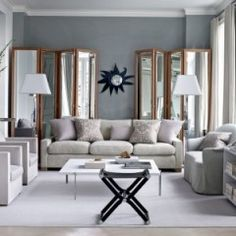 35 Exquisite Gray Rooms For Neutral Color Inspiration