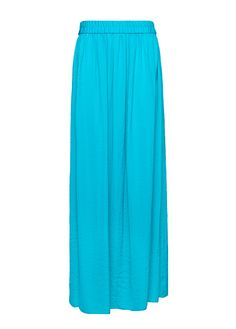 MANGO - Pleated long skirt