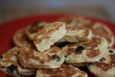 Welsh cakes   bolinhos galeses