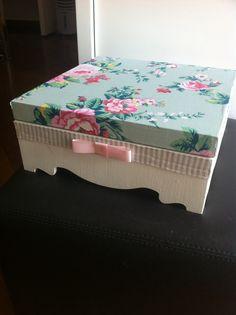 Boxes/ caixas decoradas/ portabiju