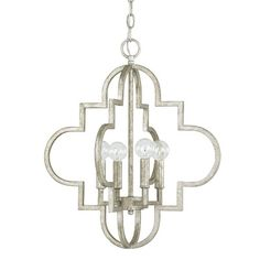 Can I order this pendant already? Love it! Pendant to go over kitchen island; Capital Lighting Ellis 4 Light Pendant | Wayfair  #LGLimitlessDesign & #Contest