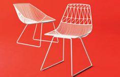 Bunny Lounge Chair - ELLE DECOR