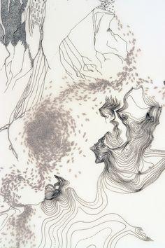 Mira Rojanasakul, subjective cartography on Behance