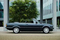 My convertible 1989 Bmw E30 Cabrio, Bmw E21, Bmw Alpina, Bmw E30 Convertible, Bavarian Motor Works, Bmw Classic Cars, Cabriolet, Bmw 3 Series, Peugeot