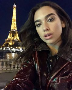 "278.8k Likes, 2,814 Comments - DUA LIPA (@dualipa) on Instagram: ""Climbing out the roof of the car to get the perfect tourist pic xx"""