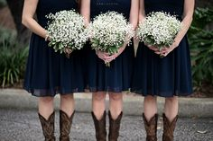 Baby's breath is a flower of innocence and pure heart. It's delicate white clusters are also a symbol of everlasting love. Baby's breath is commonly used in wedding bouquets and flower arrangements. Credits: Kristen Weaver Photography