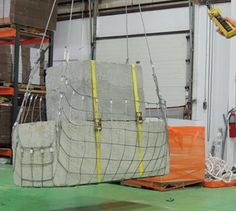 Wire Net Lifting Test | US Netting