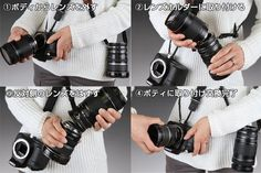 GoWing社レンズホルダー > レンズホルダー(クイックエクスチェンジ方式)Canon EF-S、EFマウントレンズ用