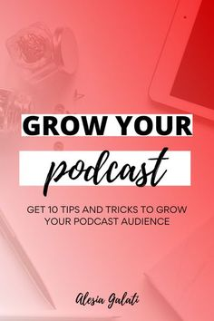 Every podcaster I�ve run into has wanted to grow their podcast audience. They want more listeners and want to hit those milestone podcast downloads. Business Entrepreneur, Business Tips, Podcast Topics, Business Studies, Starting A Podcast, Word Of Mouth, This Or That Questions, Forbidden Fruit, Marketing