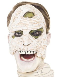 Zombie Mummy Mask