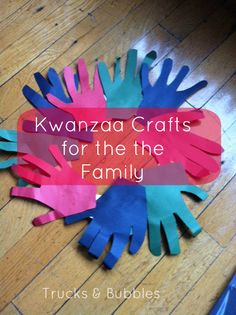 Kwanzaa Crafts for the Family  www.budgettravel.com