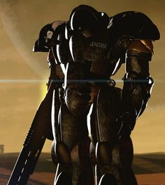 Terran Marine. Love Starcraft...What an addicting game.