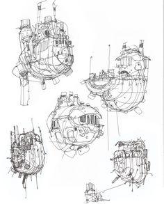 IAN MCQUE | CONCEPT ART: Centenary Edition