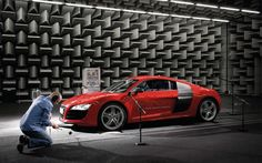 What does Audi sound like? [Article] [Video]