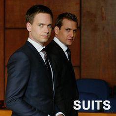 Suits S3 #13 Harvey/Mike
