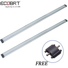 80cm long 9W Kitchen Cabinet Lights 12v Slim Aluminum LED tube lamps Hard Wired Linear Bathroom under Cabinet Lighting 2pcs/lot