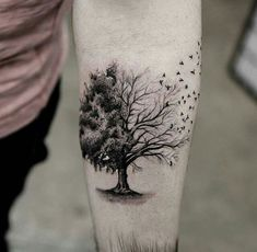 Image result for tree tattoo