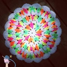 The new Crochet Dish
