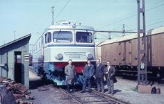 060-EA-009 made for CFR (Romanian Railways) 1966 by N Stjerna, via Flickr