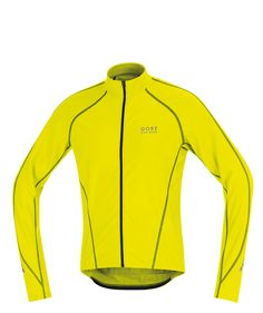 Tricot Contest Thermo Jersey by Gore Bike Wear  #bike #sports #neon