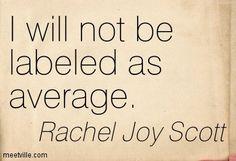 Quotes of Rachel Joy Scott About inspirational Rachel's Challenge just came to my school!!