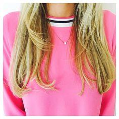 by brilliantjewellery #wearitpink