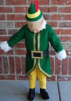 My buddy elf costume 20 costumes to create pinterest elves buddy the elf costume out he may eat gum he solutioingenieria Images