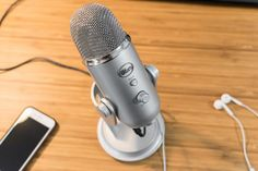 Starting a podcast is difficult, but getting good sound doesn't need to be. Time and again, audio experts have rated the Blue Yeti mic as the best sounding for most voices and rooms. It's also easy to set up and relatively affordable. Best Usb Microphone, Blue Yeti, Starting A Podcast, Any App, Pull Off, Tech News, Entrepreneurship, Product Launch, Usa