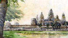 Cambodja !