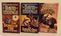The Tamuli Series Books 1 - 3 -- David Eddings