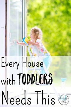 Every House with Toddlers Needs This