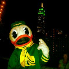 The Duck in NYC