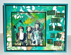 Stamps - Artistic Outpost Whimsical Melange