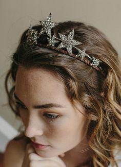 star tiara via @etsy